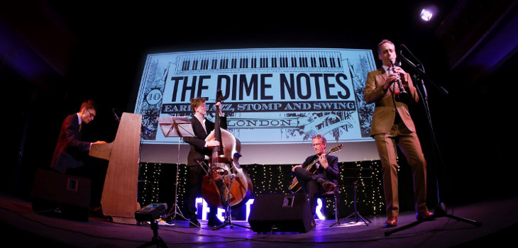 190504 Freudenhaus the dime notes